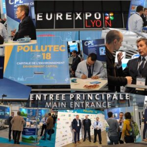 CPL Activated Carbons at Pollutec 2018