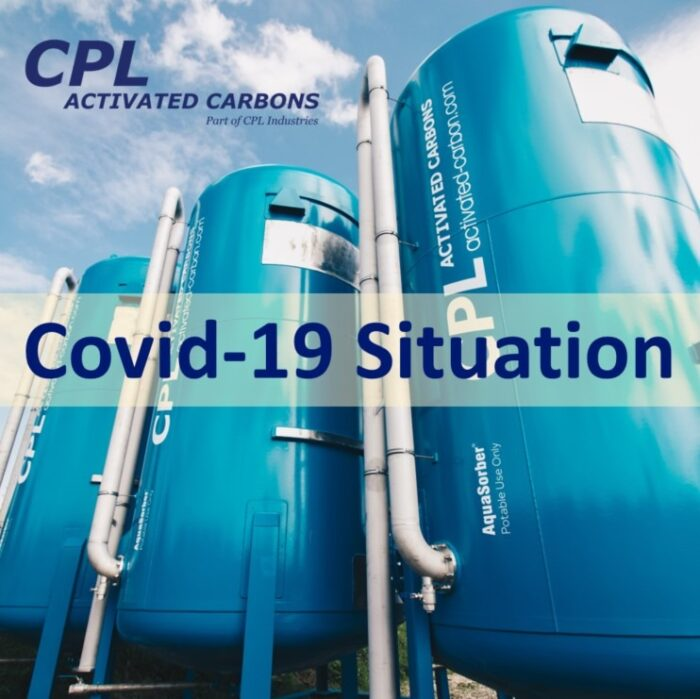 CPL Activated Carbons - latest Covid-19 status update