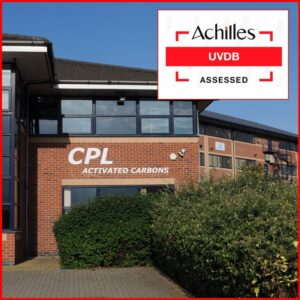 CPL Activated Carbons scored 100% in its Achilles UVDB audit