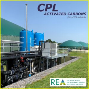 Activated Carbon filtration at biomethane site